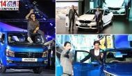 Auto Expo 2018: Akshay Kumar, SRK, Sachin Tendulkar, Motor show glittering with stars