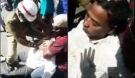 इस शख्स को पड़ा दिल का दौरा, जान डॉक्टर ने नहीं ट्रैफिक पुलिस ने बचाई, वीडियो हुआ वायरल