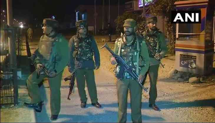 Army, security forces effectively doing their job: Rajnath