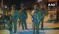 जम्मू- कश्मीर: आर्मी कैंप पर बड़ा आतंकी हमला, 3 से 4 आतंकी कैंप में घुसे