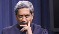 गोवा में BJP के लिए भारी संकट, गिर सकती है पर्रिकर सरकार