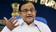 Modi govt lacks decision making skills: Chidambaram