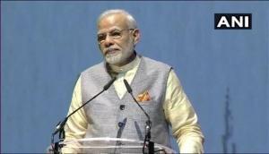 PM Modi delivers keynote address in UAE