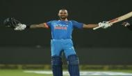 Ind v SA T20: गब्बर का शानदार अर्धशतक, दक्षिण अफ्रीका को 204 रनों का लक्ष्य