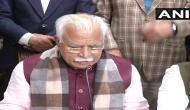 Cases lodged during Jatt reservation stir will be withdrawn: CM Khattar