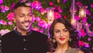 Hardik Pandya is dating Elli Avram; see what the actress has to say