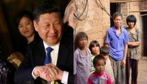 चीन का गरीबी उन्मूलन : शी ने पांच साल में 6 करोड़ से ज्यादा लोगों को गरीबी रेखा से बाहर निकाला