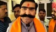 BJP विधायक ने कहा- आतंकवाद से बड़ा अपराध है गोकशी, पेड़ से बांधकर करो पिटाई