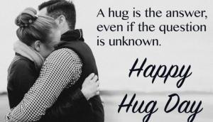 Happy Hug day 2018: 'हग' यानी 'जादू की झप्पी' से पहचानिए सामने वाले के दिल में क्या है
