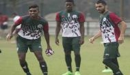 Dicka's double strike powers Mohun Bagan to 2-0 victory against Indian Arrows