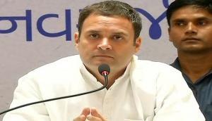 'PM Modi won't speak, Jaitley is in hiding': Rahul on PNB fraud