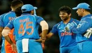 'Unchanged' India asked to bat first in Port Elizabeth ODI