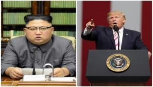 Kim Jong-Un Slams America and United Nations for Sanctions