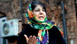 Mehbooba Mufti calls on opposition parties to come together against Centre's bid to scrap Article 35A in J&K
