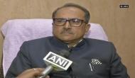 Pak pushing terrorists out of desperation: Nirmal Singh