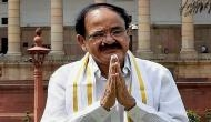 Venkaiah Naidu in Shyam Lal College: Need to move away from textbooks, focus on open debates