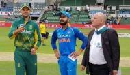 Ind vs SA: विराट ने टॉस जीतकर चुनी गेंदबाजी, इस खिलाड़ी को सिरीज में पहली बार मिला मौका