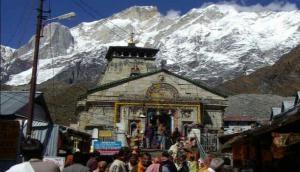 Portals of Kedarnath thrown open for devotees