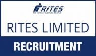 RITES Limited Recruitment 2018: एक इंटरव्यू से बनें असिस्टेंट इंजीनियर