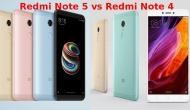 इस मामले में Xiaomi Redmi Note 4 से पीछे है Note 5, जानिए खूबियां-खामियां