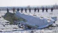 Pilots blamed for Russian passenger jet crash