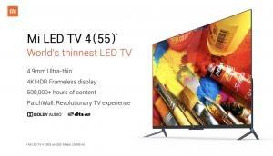 फ्लिपकार्ट पर Mi LED TV 4 की कीमत है 5,000 ज्यादा