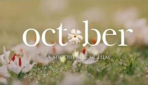 October Teaser out: Varun Dhawan shares first look of Shoojit Sircar's film