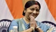 PM Modi wishes Sushma Swaraj on her birthday