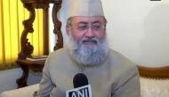 Muslim cleric disassociates himself from Ayodhya dispute, awaits SC' verdict
