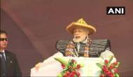 PM Modi: Will work to make tourism flourish in Arunachal Pradesh