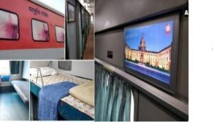 Mumbai-Delhi Rajdhani Express gets new coaches under 'Operation Swarn'