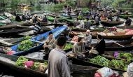 As India gets its first floating market, here are six stunning 'markets on water' from around the world