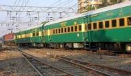 यूपी: ड्राइवर की सूझबूझ से टला बड़ा रेल हादसा, टूटी पटरी पर सावधानी से दौड़ाई ट्रैन