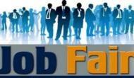 Job Fair 2018: 100 से ज्यादा कंपनियां करेंगी 15000 नौकरियों के लिए भर्ती