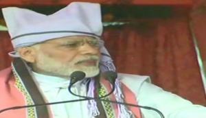 CPI(M) believes in 'gun-tantra': PM Modi