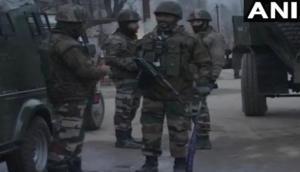 Encounter underway in Jammu and Kashmir's Budgam District