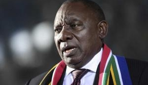 Cyril Ramaphosa is new President of South Africa