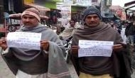 योगीराज में एनकाउंटर से कांपे अपराधी, घूम रहे माफी की तख्ती लेकर