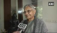 Sheila Dikshit happy over Arvinder Singh Lovely's return to Congress