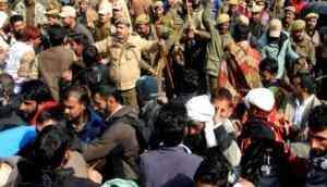 Lal Singh's mega rally: Long political shadow of Kathua rape and murder