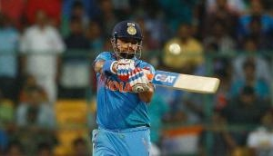 Suresh Raina returns to Indian nets first time after February 2017