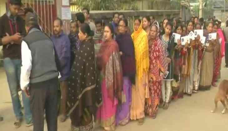 Tripura poll: 74% turnout till 4pm, says EC