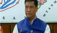 Pema Khandu takes oath as Arunachal Pradesh CM