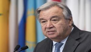 UN Secretary-General Antonio Guterres offers condolences to dead in Iran Plane crash