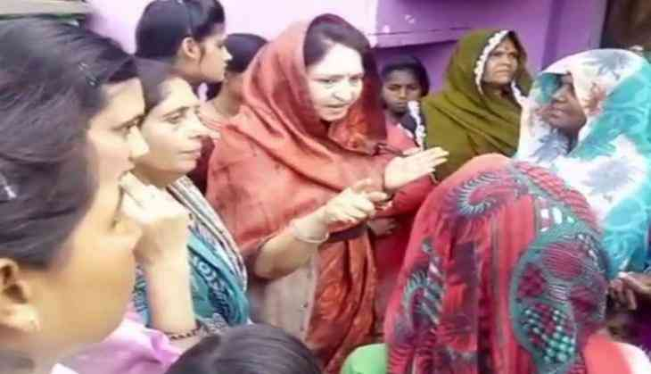 People voting for Congress will not get anything, claims BJP's Maya Singh
