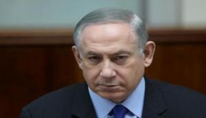 Israel's Benjamin Netanyahu threatens Hamas with 'very strong blows'