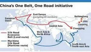 The US, Australia, Japan and India Quad in talks to create an alternative to OBOR