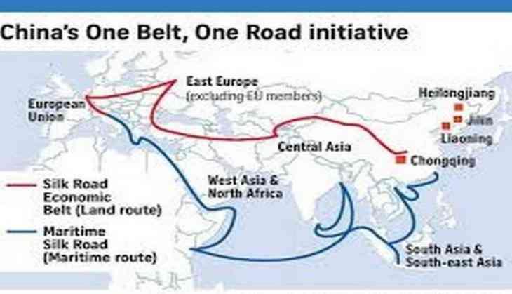 Australia, US, India And Japan Developing Alternative To China's OBOR?