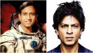 SRK confirmed in Rakesh Sharma biopic; film to roll from September 2018