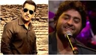 Once again! Salman Khan snatched another song from Arijit Singh